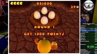 Pac-Man: Adventures in Time (Speedrun) - Hard - 47:21.44 [WR]