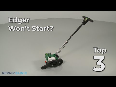 "Thumbnail for video ""Edger Won't Start? Edger Troubleshooting"""