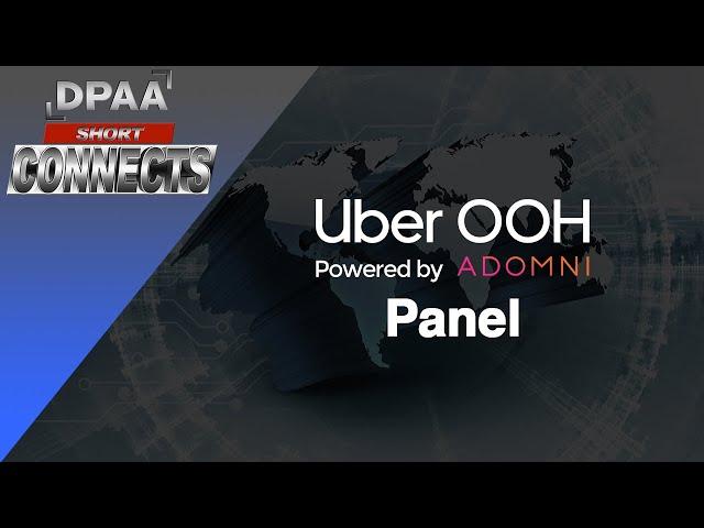 Uber OOH Panel