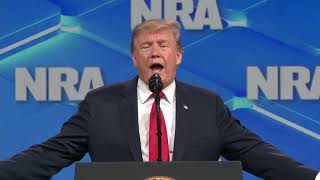 "Trump: Far Left ""Wants to take away your guns"""