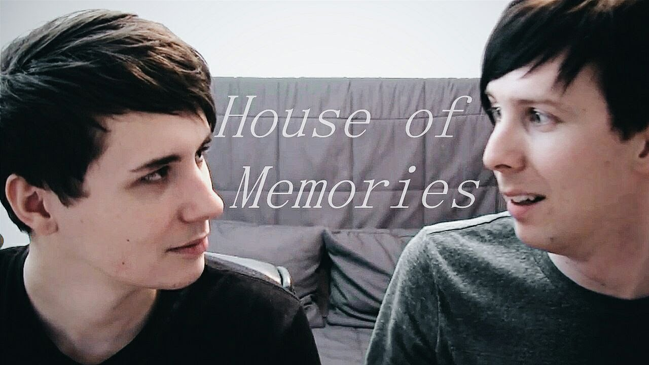 Dan and Phil │House of Memories - P!atd - YouTube