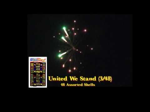 United We Stand - World Class Fireworks