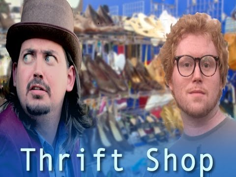 Thrift Shop ( Macklemore & Ryan Lewis Acoustic Cover ) + Free Download