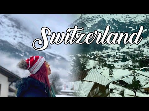 🇨🇭SWITZERLAND Travel Vlog | Zurich, Grindelwald, First Summit, Interlaken, Lucerne & Bern