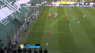 Gol de Asenjo. Banfield 1 - Independiente 1. Fecha 11. Primera División 2015. FPT.