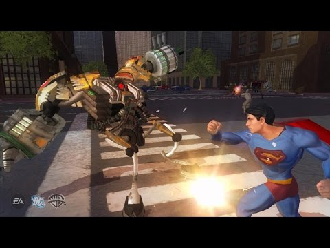 Superman returns free roam