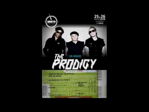 The Prodigy - RESONATE (NEW TRACK) Live 2018 @ North Music Festival  *720p*