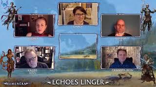 Cast Out – Echoes Linger Session 1