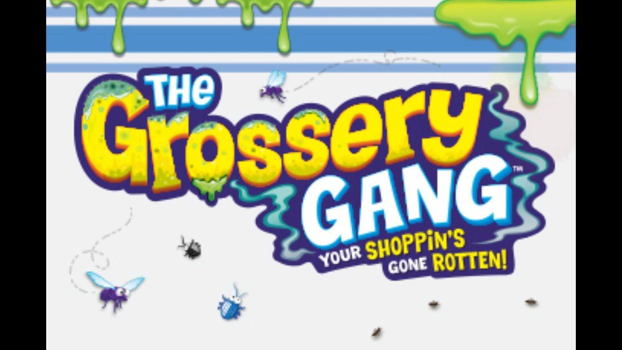 Grossery Gang List app (by Moosetoys) HD video - YouTube