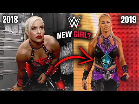 BREAKING: Did WWE Just REPLACE The Dana Brooke Character w/ A NEW Wrestler? (Dana Reacts) - WWE RAW