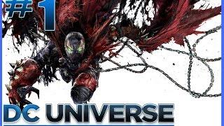 DC Universe Online Walkthrough / Playthrough Spawn Part 1 - Fear Toxin (DCUO) [Hero]