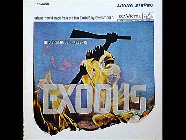 Exodus Soundtrack Suite Ernest Gold Youtube