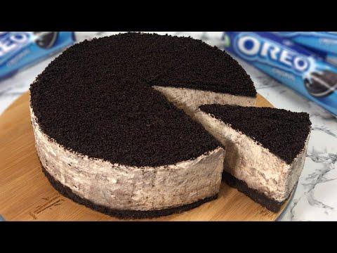 no-bake-oreo-cheesecake-recipe-•-how-to-make-cheesecake-with-oreos-•-no-bake-cheese-cake-recipe