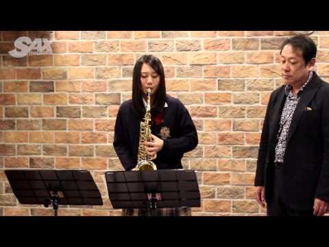 古畑奈和[SKE48/AKB48]の目指せ! サックス次世代エース 第1回「ジャズに初挑戦!」