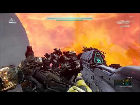 Halo 5 Glitch - Invincible to Kill Balls