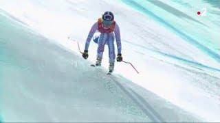 JO 2018 : Ski alpin - Descente Femmes. Pas d'or olympique pour Lindsey Vonn, 3ème