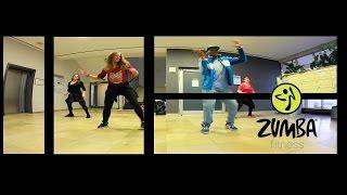 ZUMBA® FITNESS BATTLE - Megamix 44 Jumping Soca - Armando & Heidy
