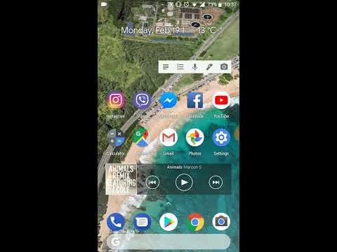 Pixel Experience 8.1 On Xiaomi MI 6 | Oreo