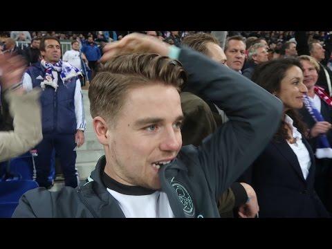 WE GAAN NAAR STOCKHOLM!!!! | LYON - AJAX VLOG KOEN WEIJLAND