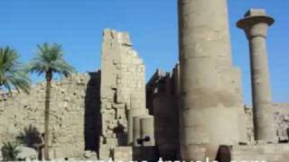 Karnak Luxor Egypt vantage travel international Thumbnail