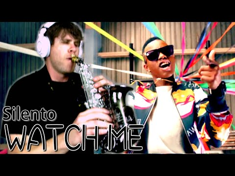 Silento - Watch Me (Whip/Nae Nae) on the Sax! - BriansThing