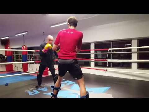 Sparring At Five Star Academy