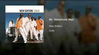 New Edition Mr Telephone Man Remixed By Gcm