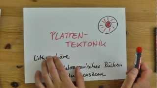 7-1(1) Plattentektonik - Grundlagen