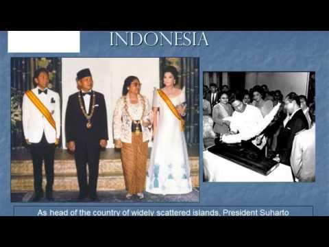 Imelda Marcos - Diplomatic Relations