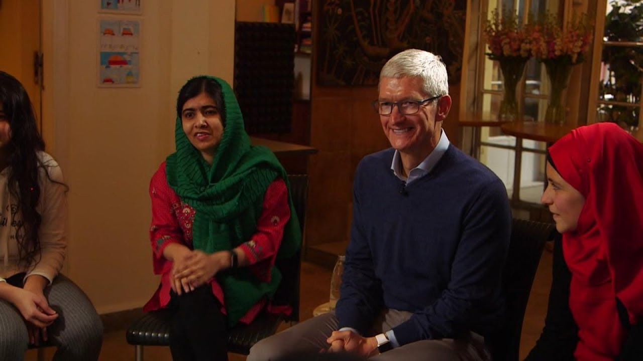 Trump called Tim Cook 'Tim Apple,' and the Apple CEO is leaning into it