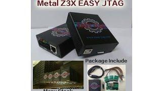 Распаковка программатора для EMMC Z3X Easy Jtag с набором адаптеров MOORC