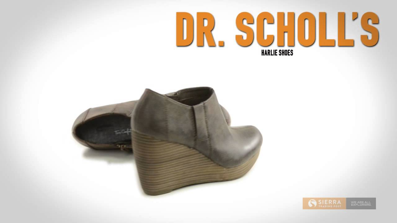51844b4c32b Dr. Scholl s Harlie Shoes - Leather