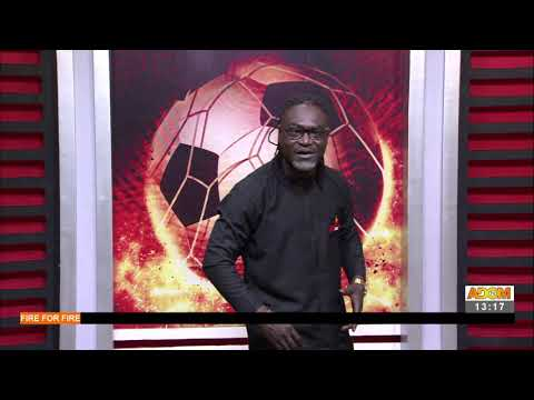 GFA! Name Your New Black Stars Coach Now!!- Fire 4 Fire on Adom TV (20-9-21)