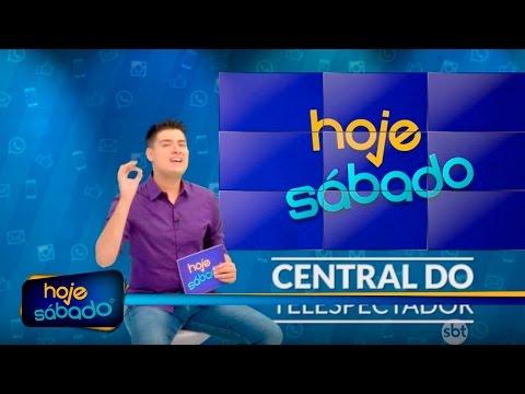 Hoje Sábado - Central Telespectador 23/04/16
