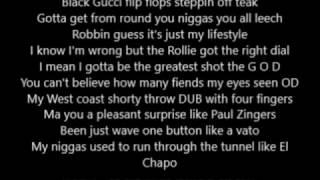 Fat Joe, Remy Ma - Warning ft. Kat Dahlia (Karaoke) (LYRICS ONLY)