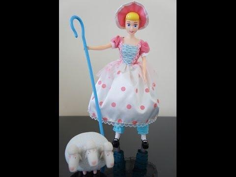 Disney Toy Story Bo Peep Doll Review Youtube