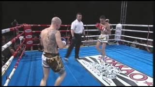 The Night Of Kick And Punch Iii°edizione - Joseph Lasiri Vs Matteo Fossati
