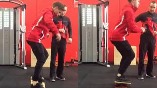 Sports Assessment To Assess Balance, Leg Strength Difference & Postural Controal
