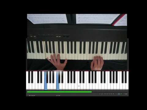 Roads, Portishead, piano tutorial