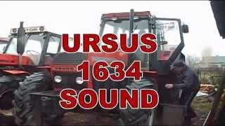 Ursus 1634 Sound Engine II Widok z Kabiny oaz Oględziny II Golas171