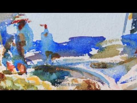 John Singer Sargent Watercolors: Exploring Melon Boats