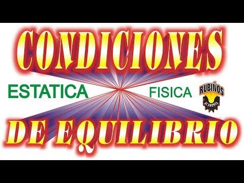 estática-:-condiciones-de-equilibrio---problemas-resueltos-de-física