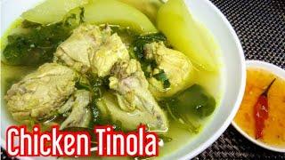 Tinolang Manok | Chicken Tinola