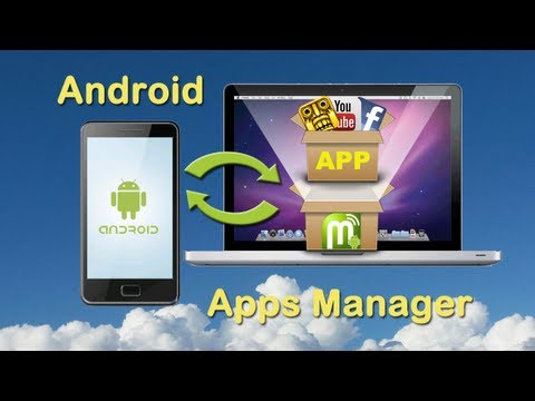 Android Manager For Mac: How To Organize Android Phone Apps & Manage Android Easily On Mac