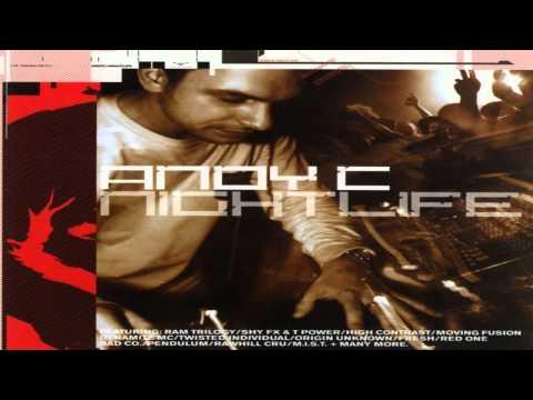 DJ Red - Enta Da' Dragon (Twisted Individual Mix) (Andy C Nightlife Vol. 1)
