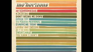 Mo Horizons - My Bombombomb  ( Flamingo Star Remix )