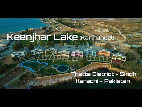 Keenjhar Lake (Kalri Jheel) - Thatta District - Sindh