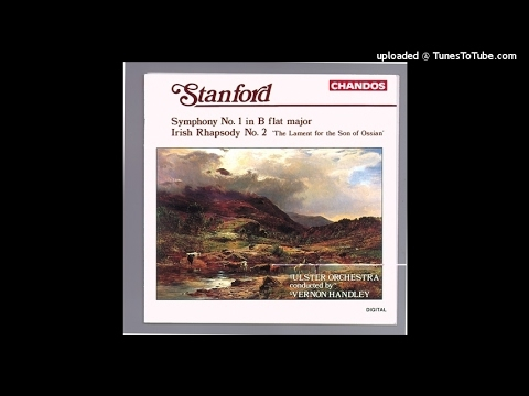 Charles Villiers Stanford : Irish Rhapsody No. 2 for orchestra in F minor Op. 84 (1903)