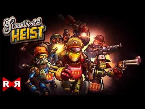 SteamWorld Heist (By Image & Form International) - iOS / PSN / Steam - Gameplay Video