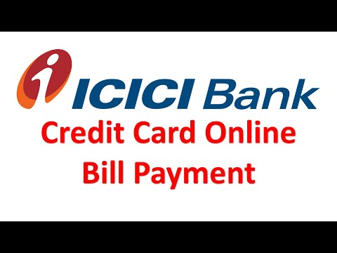 Icici Credit Card Online Bill Payment Using Sbi Internet Banking